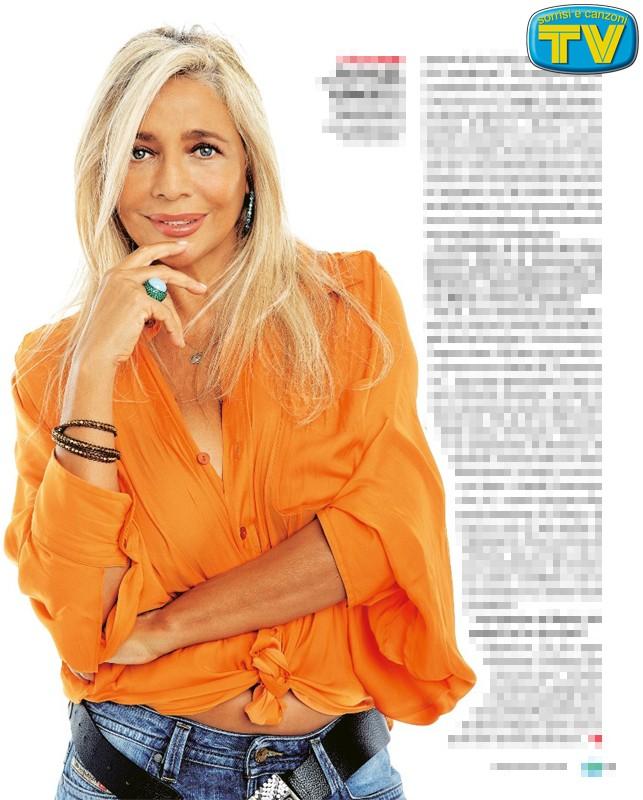 """Mara Venier e la nuova vita in tv: """"Maria De Filippi è il mio angelo"""""""