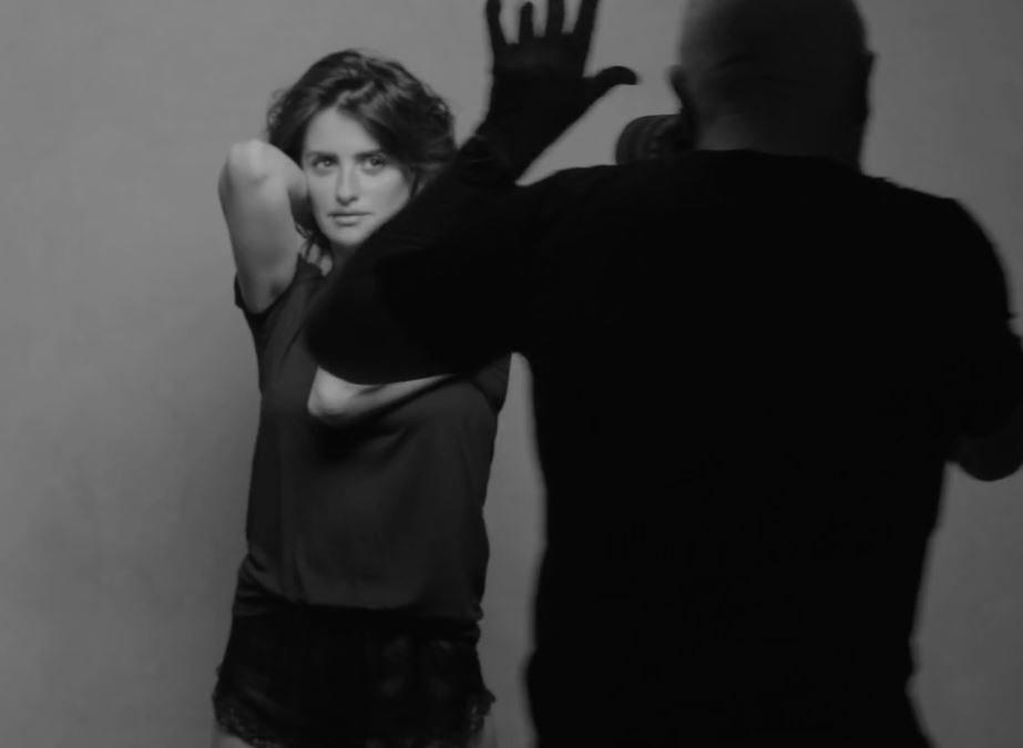 Cal Pirelli 2017, le prime foto con Uma Thurman e Penelope Cruz